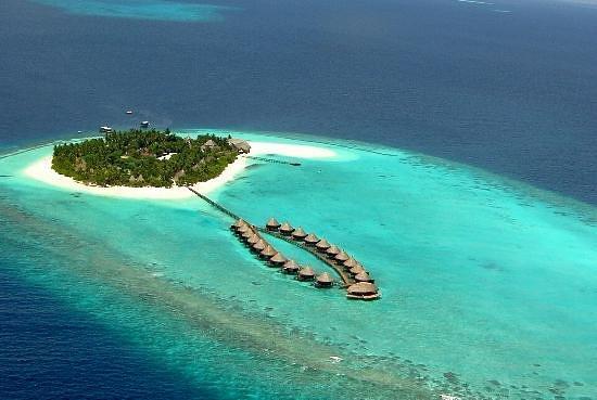 Мальдивы, ANGAGA ISLAND RESORT & SPA 4 *, Атолл Южный Ари
