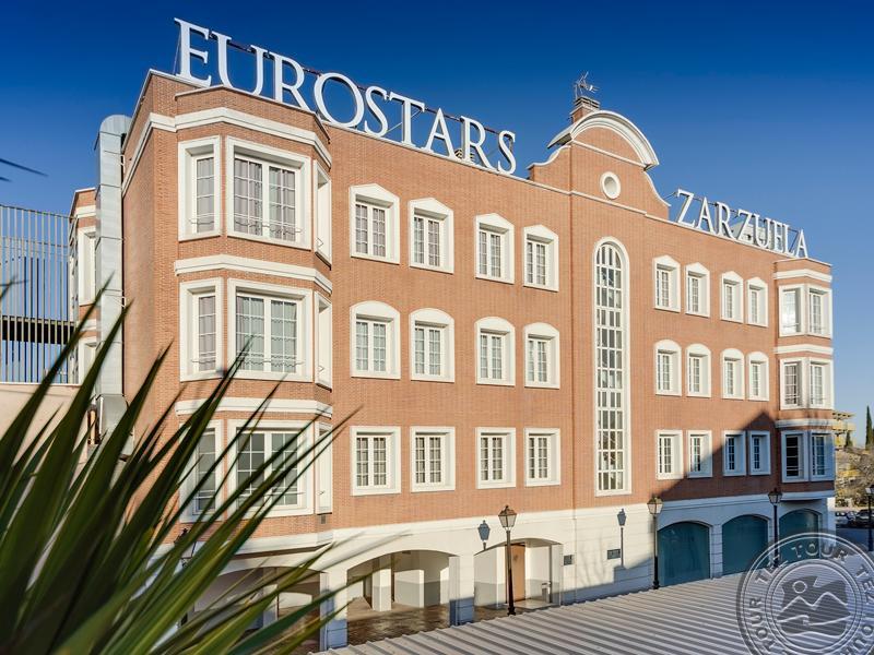 Испания EUROSTARS ZARZUELA PARK 4*, Мадрид