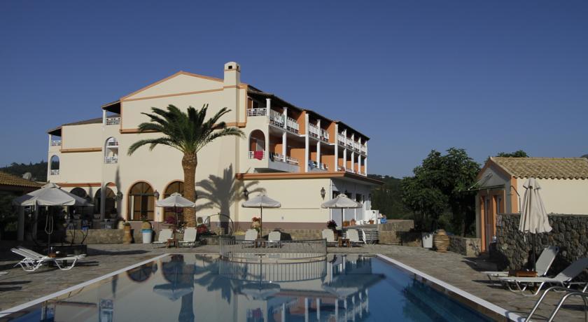 Греция (авиа) JASON HOTEL 2+ о.Корфу