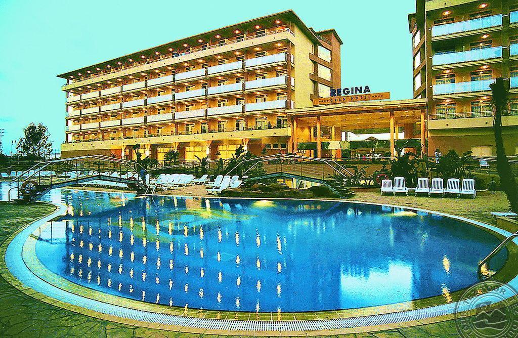 Испания 4R REGINA GRAN HOTEL 4*, Коста-Дорада