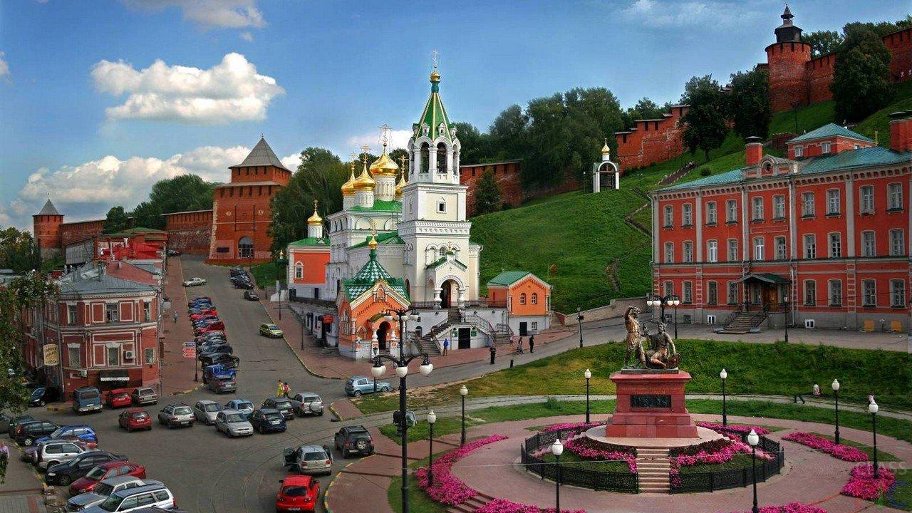 Казань + Йошкар-Ола, между Востоком и Западом