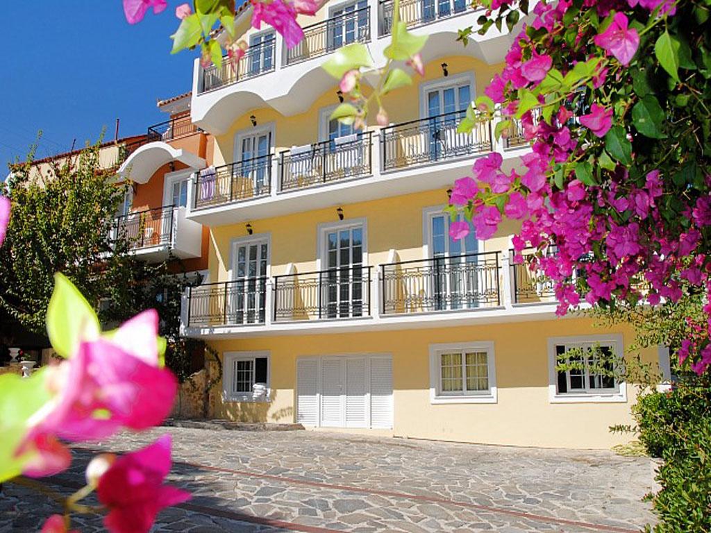 Греция (авиа) LOCANDA HOTEL 3* о.Закинф