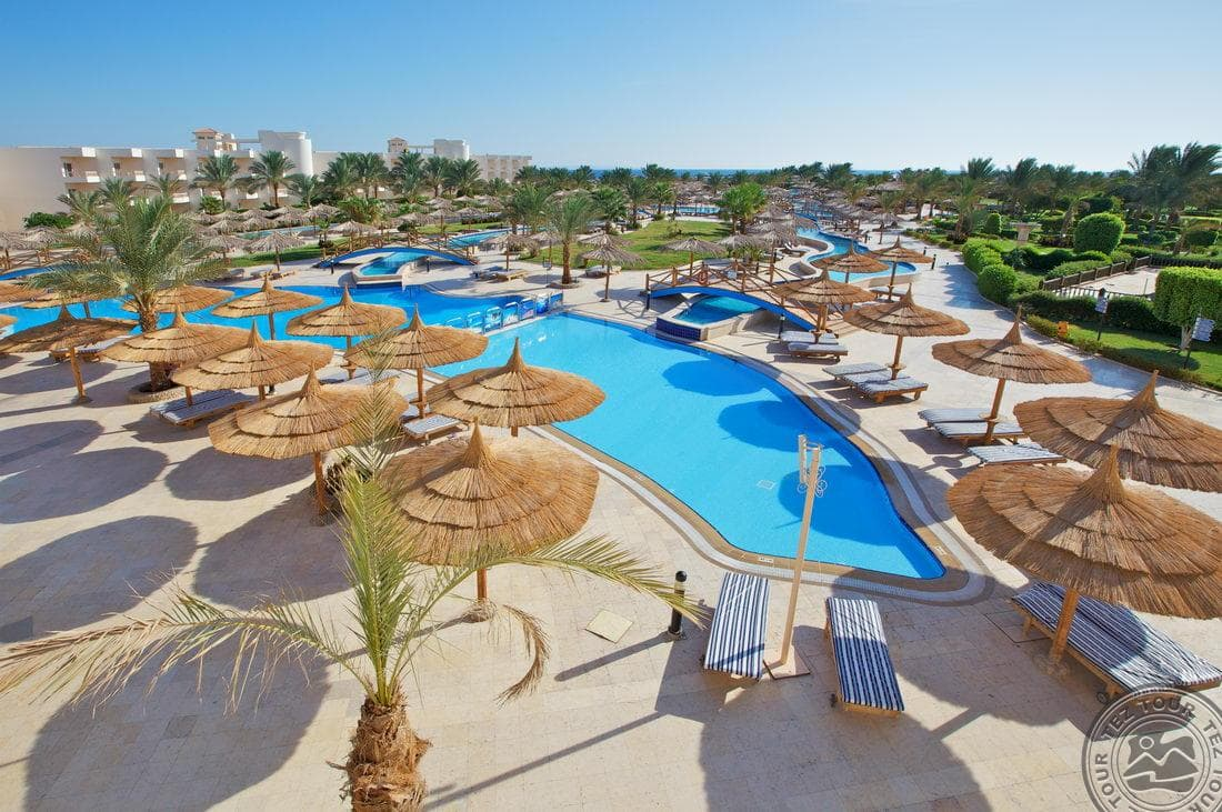 Египет HILTON LONG BEACH RESORT 4*, Хургада