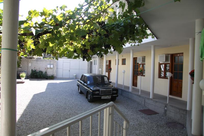 Кабардинка, гостевой дом Чайка 2021