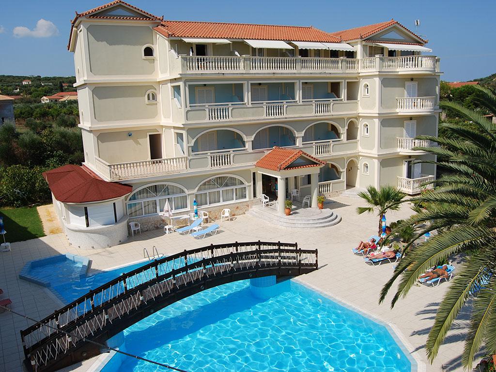 Греция (авиа) VILLA BAZIL HOTEL 2*, о.Закинф