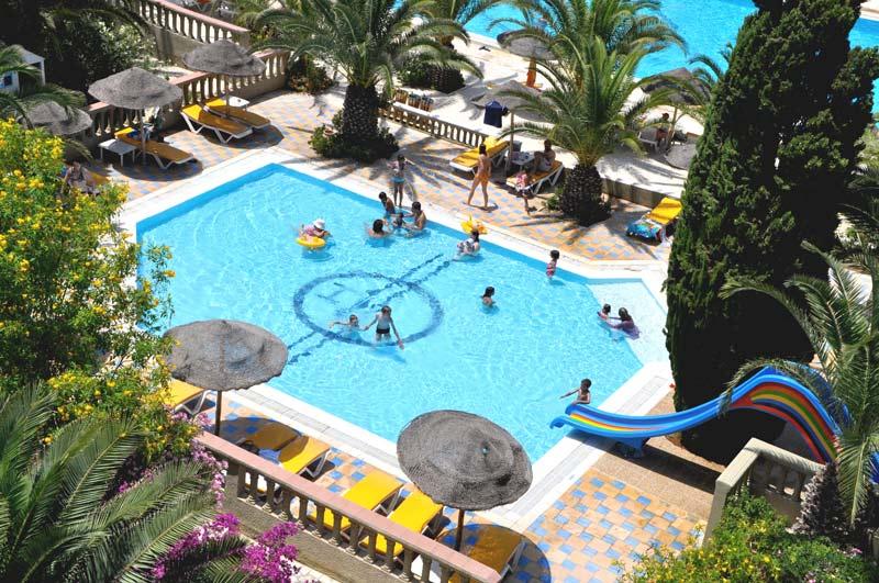 Тунис, Mediterranee Thalasso Golf 3*, Хаммамет