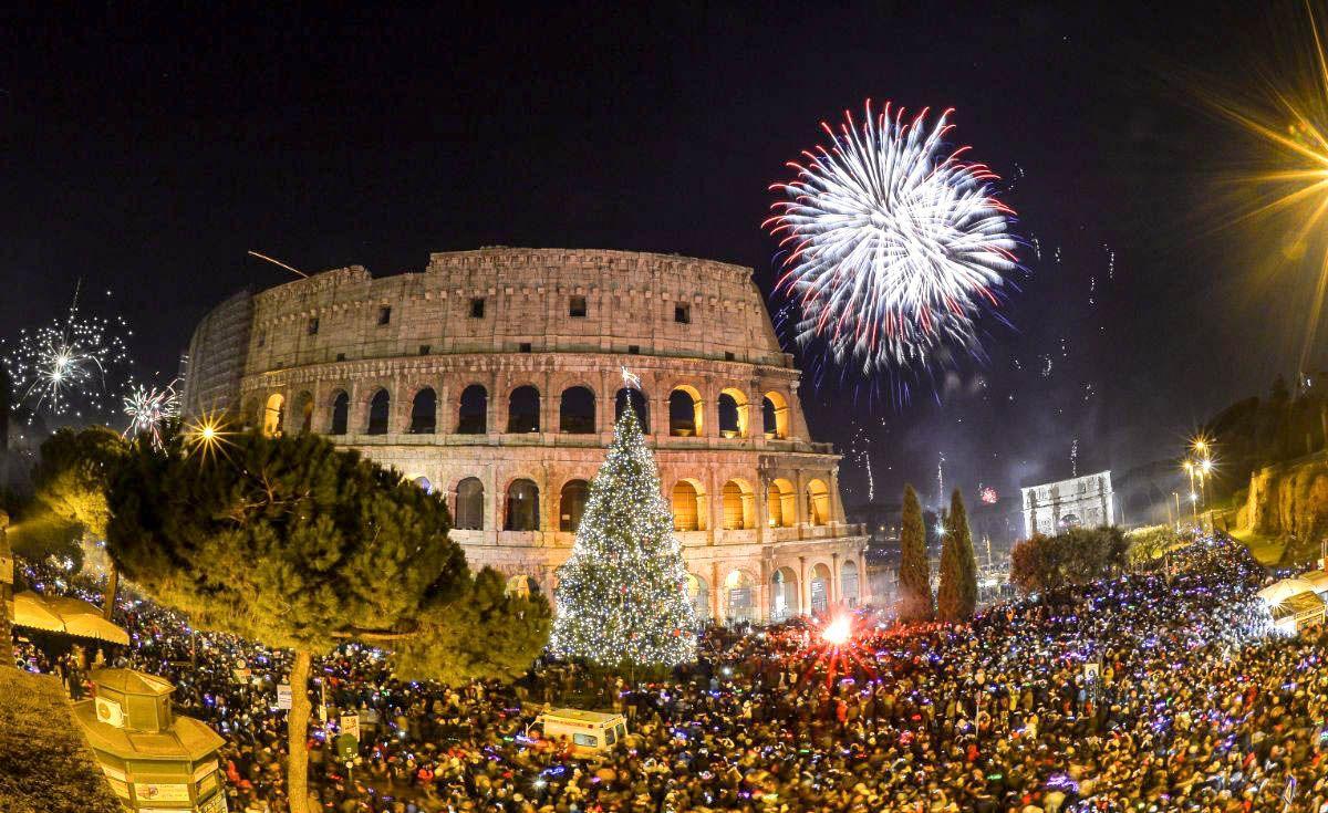 IT6 Новый год в Вечном городе