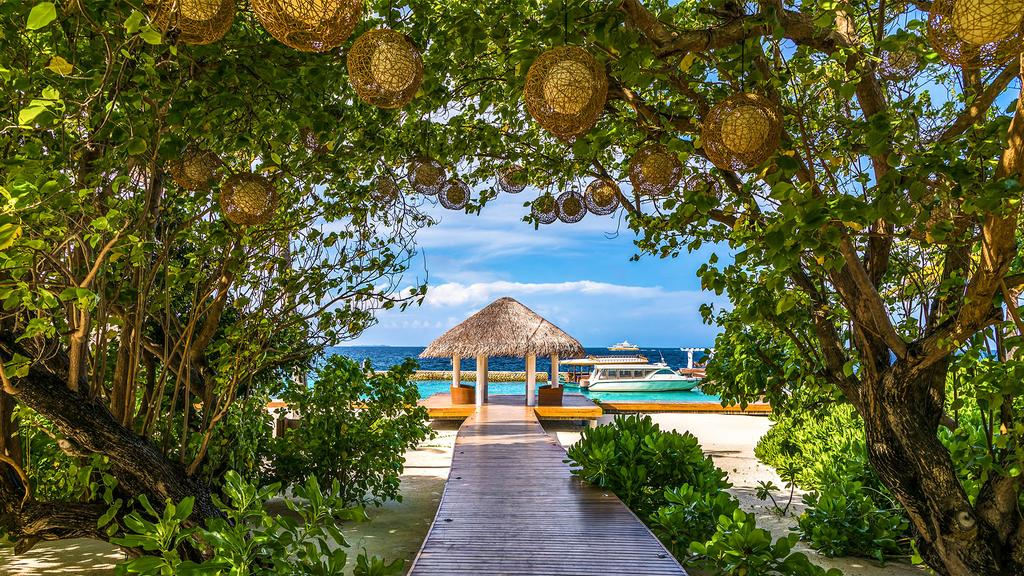 Мальдивы, Amaya Resort & Spa Kuda Rah 5 *, Кудара