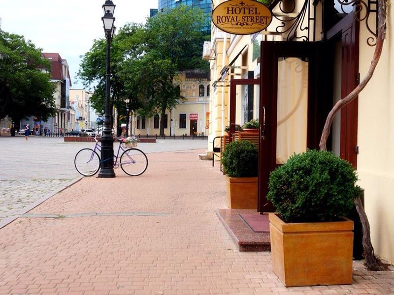 Одесса, отель Royal Street 4*