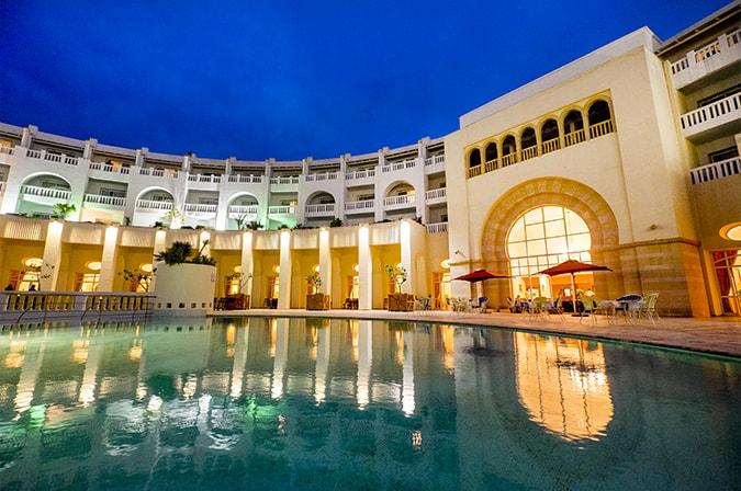 Тунис Medina Solaria & Thalasso 5*, Хаммамет
