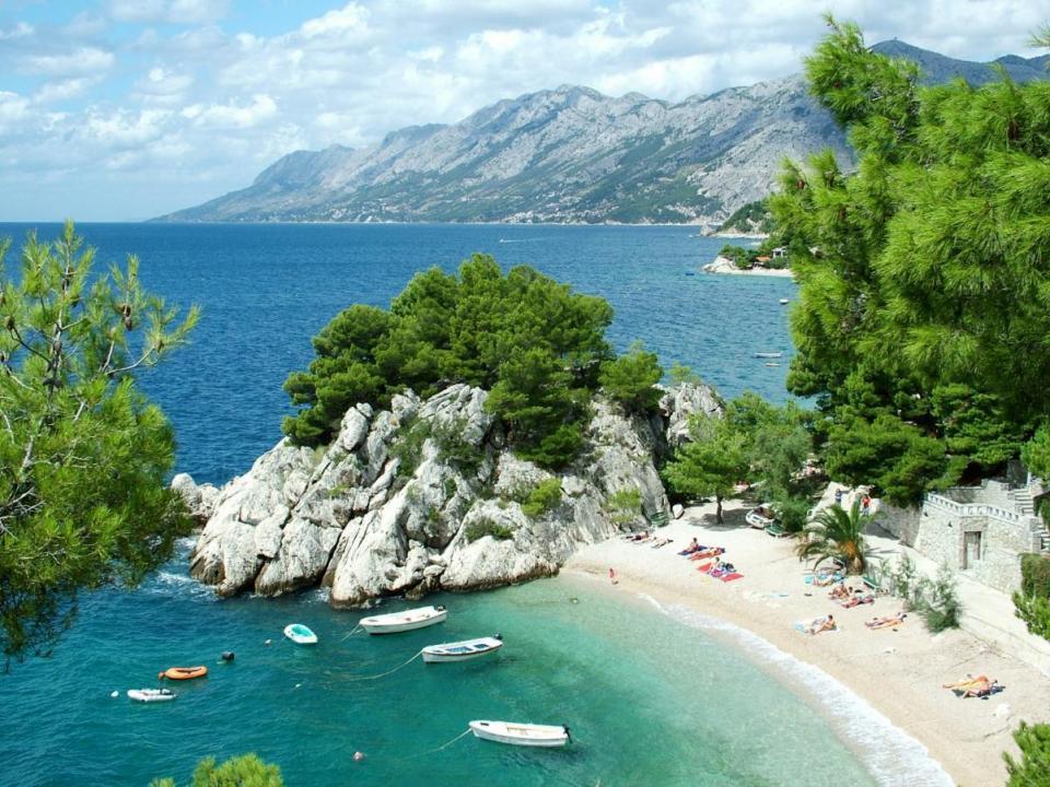 HRV05 Отдых в Хорватии