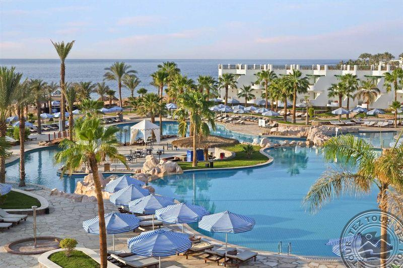 Египет HILTON SHARM WATERFALLS RESORT 5*