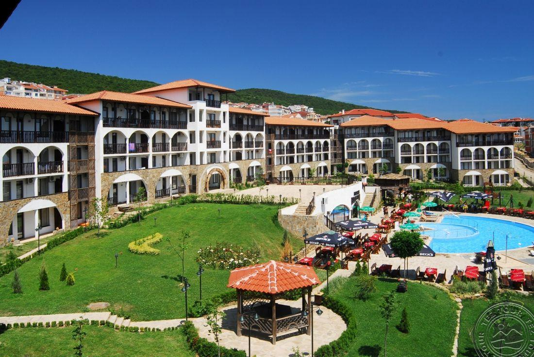 Болгария (авиа) DINEVI RESORT THIRD LINE Ap.Htl