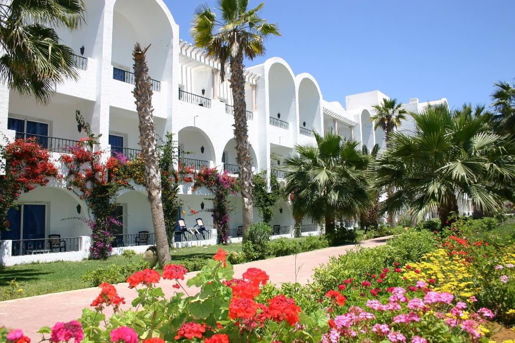 Тунис, Nesrine 4*, Хаммамет