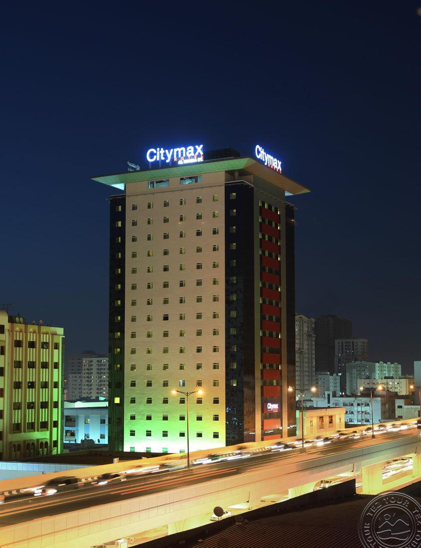 ОАЭ CITYMAX HOTEL SHARJAH 3*, Шарджи