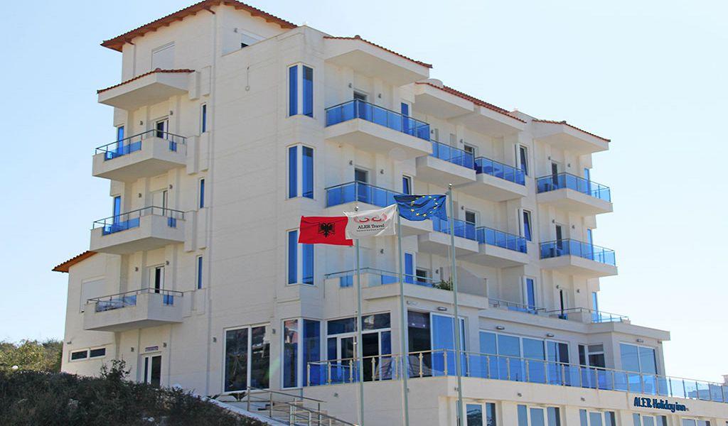 Албания, ALER Holiday Inn Saranda 4*+, Саранда
