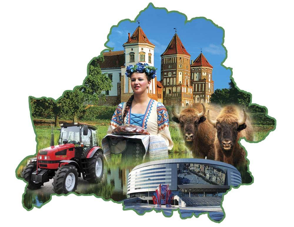Сборные туры по Беларуси