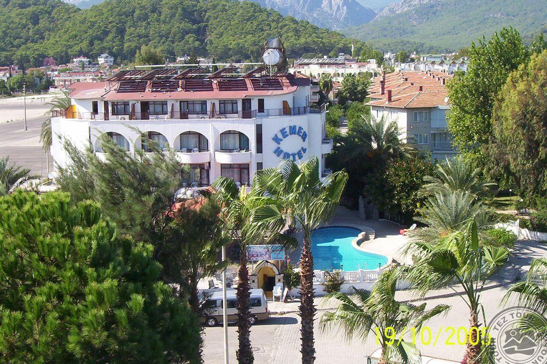 Турция KEMER HOTEL 3*, Кемер