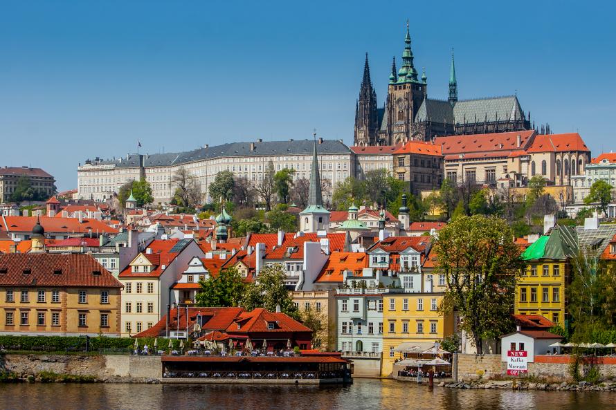 На одном дыхании: Вроцлав*–Дрезден-Прага