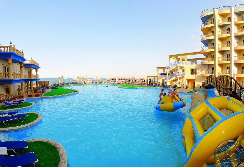 Египет SPHINX AQUA PARK BEACH RESORT 4* Хургада