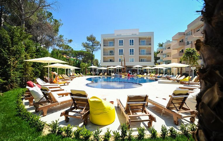 Албания, Sandy Beach Resort 4* , Дуррес