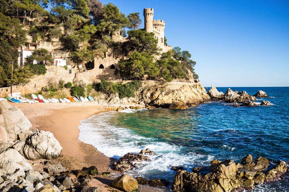 SP5 Париж – Лазурный берег + 10 дней на море в Испании