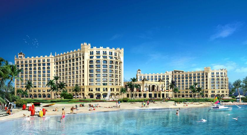 Китай, CROWNE PLAZA RESORT SANYA BAY 5 *, Санья