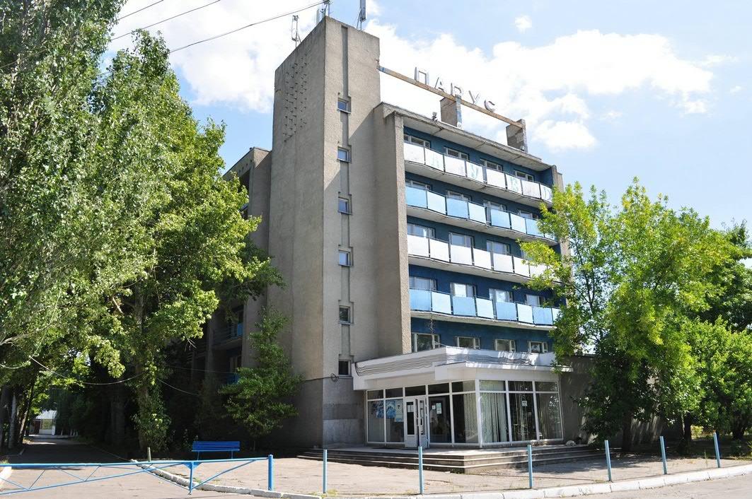 Бердянск, Азовское море ТК ПАРУС 2020