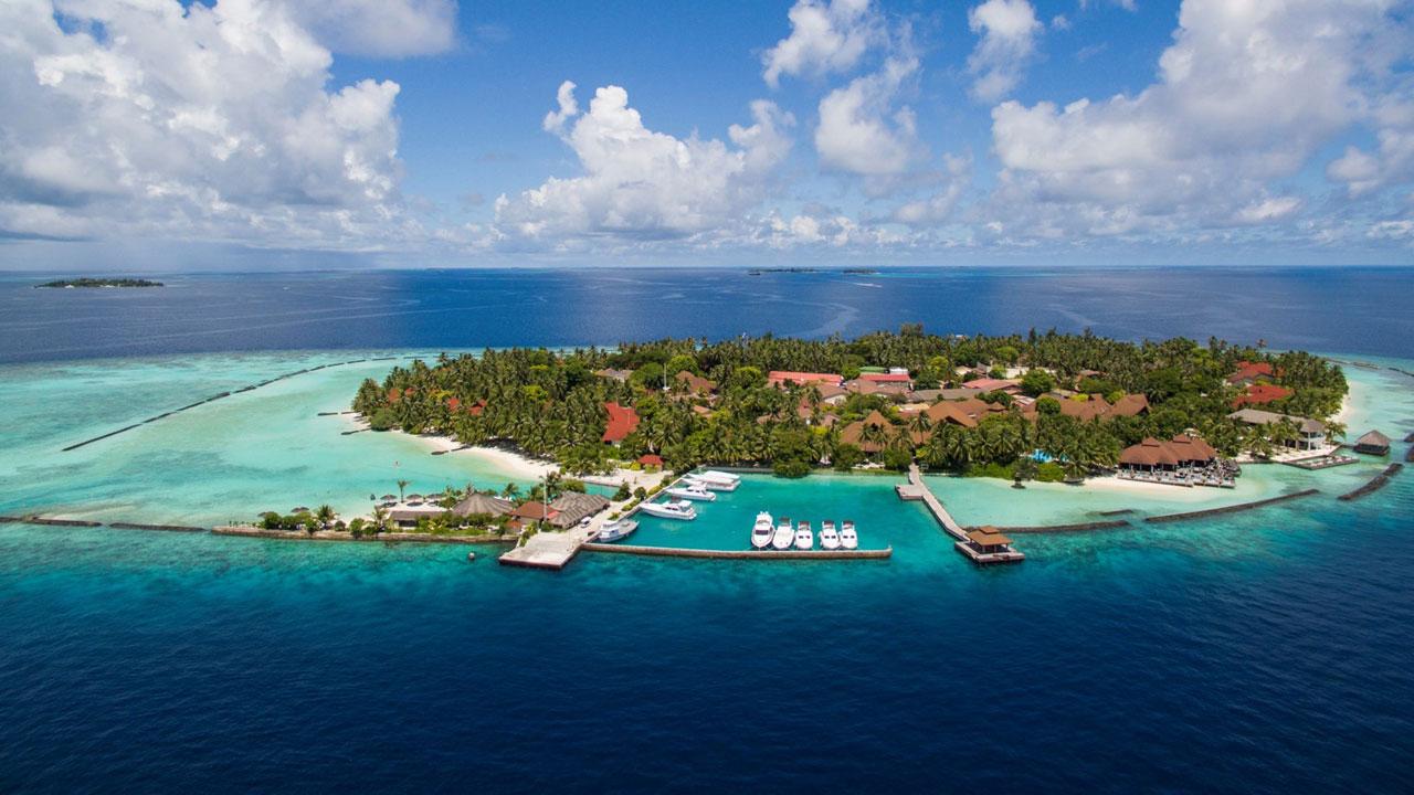 Мальдивы, KURUMBA MALDIVES 5 *, Северный Мале